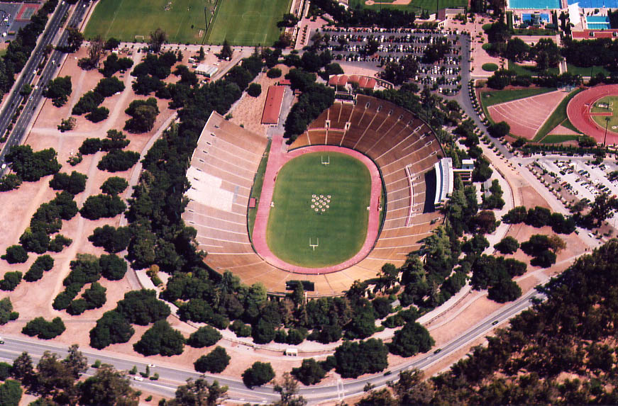 Let's see an OLD photo of your team's stadium/field ...